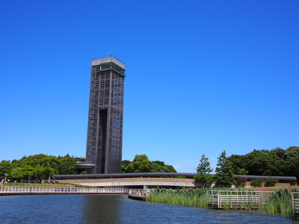 浜名湖ガーデンパーク展望タワー