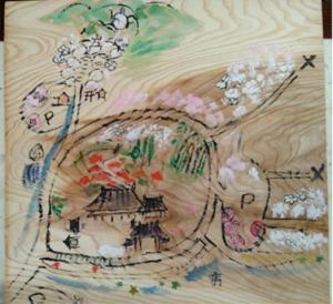長楽寺マップ