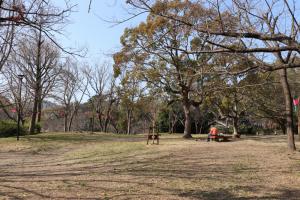 浜松城公園展望広場