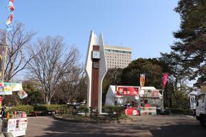 浜松城公園さくらまつり